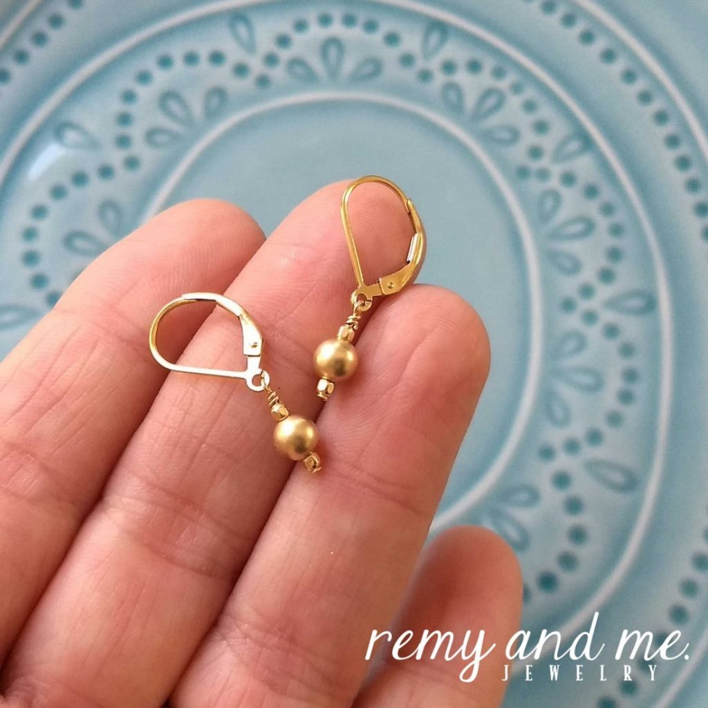 Blog Remy And Me Leverback Earrings Jewelry